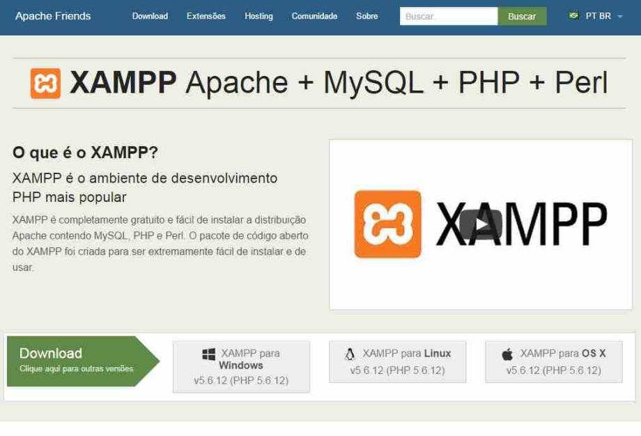 Como criar um blog passo a passo com o XAMPP