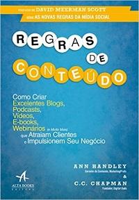 Estratégia de conteúdo: Livro Regras de conteúdo