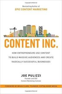Planejamento de conteúdo - Content Inc.