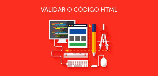 Validação de código HTML