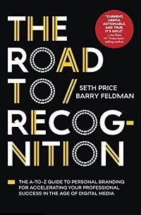 Livro The Road to Recognition - Marketing Pessoal