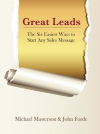 Great Leads and Big Idea