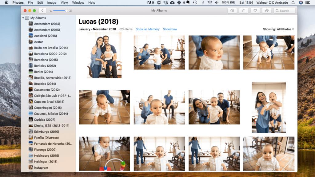 Como organizar a vida digital com fotos